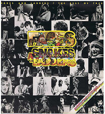 LP SNAKES AND LADDERS  BEST OF FACES (ROD STEWART)