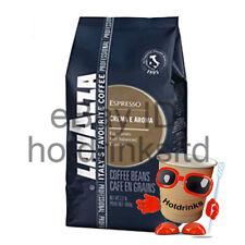 LavAzza Crema Aroma Coffee Beans, Super Roast, 1kg/2.2lb Bags, 5% OFF ON 6+✔️✔️