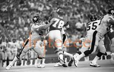 1976 Mike Webster PITTSBURGH STEELERS - 35mm Football Negative