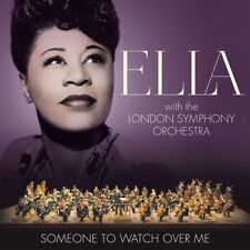 Ella Fitzgerald, London Symphony Orchestra - Someone to Watch Over Me (NEW CD)