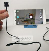 New 720P HD Button Hidden design mini spy micro Pinhole camera for Android Phone