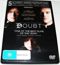 DOUBT--- (Dvd)