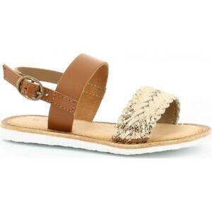 Kickers Girls Sandals Sporia Leather Casual Summer Junior Fashion 559461-30-116