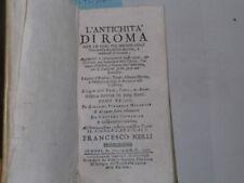 Pinarolo, Giacomo:L' Antichità Di Roma: Con Le Cose Piu Memorabili Che in essa