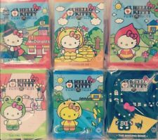 Exclusive McDonald's Limited Edition Fairy Tale Hello Kitty Full Set