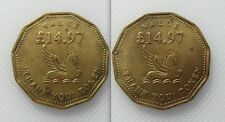 Collectable Readers Digest Token - 20th Century Lot 1