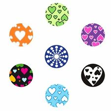 miButton Home Button Sticker (7 buttons pack) for iPod, iPhone -NOT FOR IPHONE 7