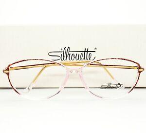Silhouette Eyeglasses Frame 1912 20 6062 55-13-135 without case  VTG