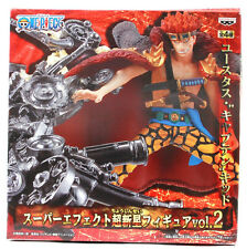 Banpresto One Piece Super Effect Super Nova Vol. 2 Figure - Eustass Captain Kid