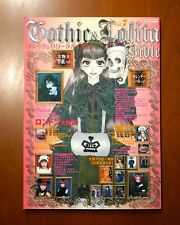 GOTHIC&LOLITA BIBLE Vol.7 2003 Magazine Goth Clothing Cosplay Mana Malice Mizer