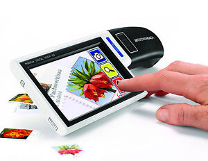 "Eschenbach Mobilux Digital Touch HD - 4.3"" Color Low Vision Video Magnifier, NEW"