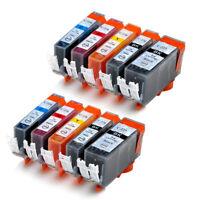 10 NON-OEM INK CARTRIDGE CANON PGI-225 CLI-226 PIXMA MX882 MG5120 iX6520 MG5320