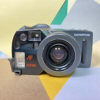 Olympus Superzoom Az 300 Multi AF 35mm film Camera, No Flash! Retro Lomo  VGC