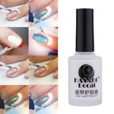 Nail Art Peel Off Base Coat Liquid Tape Cream Polish Palisade Cosmetics Latex UK