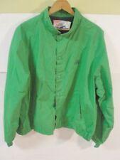 VTG Swinster Men XL Green Jacket PIONEER SEED Proud To Be A Farmer VTG 80s USA