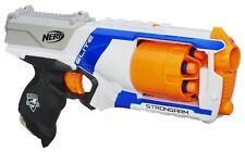 Nerf N Strike Elite Strongarm 6 Dart Blaster Darts Gun Kids Pistol Toy Xmas Gift