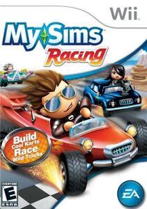 MySims Racing - Nintendo  Wii Game