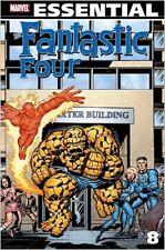 Marvel Essential Fantastic Four Volume 8 TPB new unread