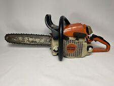 """Stihl MS290 Petrol Chainsaw 15"""" Bar - Working"""