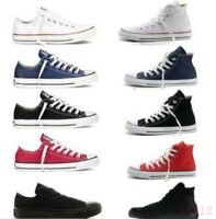 ALL Size Ox Womens Chuck Low High Top College Hot shoes casual Canvas Sneaker