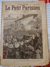Le petit parisien Sept. 1897         Fête de l'alliance