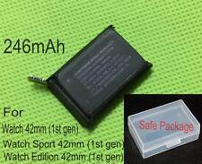 246mAh Original 0.93Wh A1579 Battery for iWatch Series 1 Aluminum 42mm