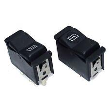 2Pcs Power Electric Window Switch For Mercedes-Benz R107 380SL 560SL 0008208310