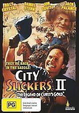 CITY SLICKERS 2 / II - BRAND NEW & SEALED R4 DVD (JACK PALANCE, BILLY CRYSTAL)