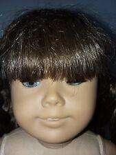 American Girl Pleasant Company Doll Light Brown Hair Gorgeous Eyes.
