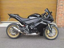 2012/12 Honda CBR600F ABS with 12,300m in Black