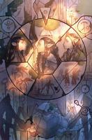 Jim Henson Dark Crystal Age Resistance #1 Connecting Var Archaia Comic 2019 NM