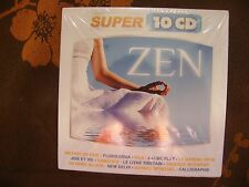 SUPER 10 CD ZEN / Wagram Music   (2013)  NEUF SOUS BLISTER