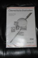 Österreich Jahrgang 1994 sauber ** postfrisch