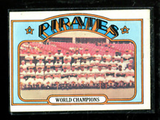 1972 Topps BB # S 1-100 Mostly Stock Fotos (A6095) - Usted Coger - 10 + Envío