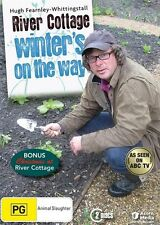 River Cottage Winterâ??s on the Way NEW R4 DVD