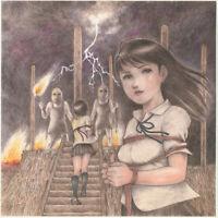 Necronomidol - Scions Of The Blasted Heath (Vinyl LP - 2019 - EU - Original)