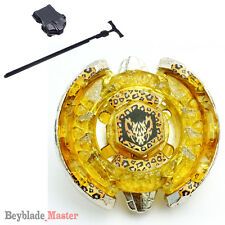 Fusion Beyblade Masters Metal BB109 SUPER /RARE TH170WD w/ Power Launcher+winder