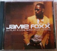 Jamie Foxx CD • DJ Play A Love Song (Feat. Twista) 2005/2006 4 Tracks•used/Promo
