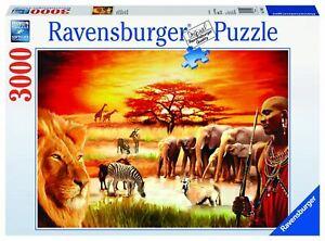 Ravensburger - Proud Maasai 3000pc - Jigsaw Puzzle