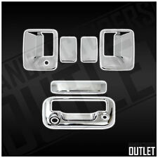 2008-2016 Ford F-250 Super Duty 2dr Door Handle Tailgate w/Camera Cover Trim