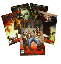 FREE SHIPPING! STEPHEN KING Stand American Nightmares 1st Print 1,2,3,4,5 NEW