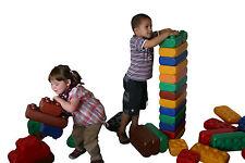 ESDA Fun Blocks Spielbausteine Jumbo Sortiment XXL Riesen Bausteine Bauklötze