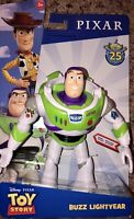 NEW Disney Pixar Toy Story Buzz Lightyear Action Figure