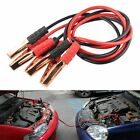 Car Duty 500a Battery Booster Cable 7ft 2m Jumper Emergency Power Starter 6mm