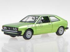 VW Scirocco MK1 1974 green met. modelcar 940050420 Maxichamps 1:43