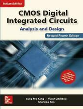 CMOS Digital Integrated Circuits, Analysis and Design 4th Int'l Edition