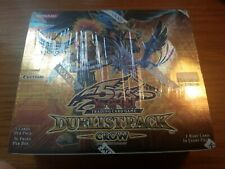 Duelist Pack Crow Hogan, Factory Sealed Booster Box 1st Edition