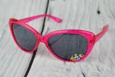 Girls Toddler Glitter Disney Princess Sunglasses Rapunzel Belle Oval Pink 115mm