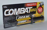 NEW COMBAT MAX ROACH KILLING GEL SYRINGE KILLS THE NEST BAIT FAST 1.05 OZ 30G