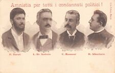 2730) AMNISTIA PER CONDANNATI POLITICI, TURATI, ROMUSSI, ALBERTARIO, DE ANDREIS.